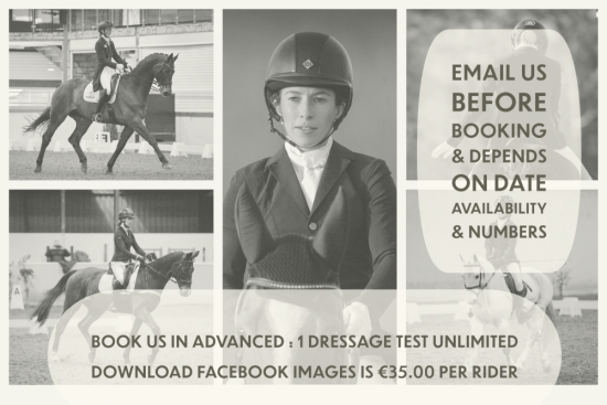 1 DRESSAGE  Test Unlimited Download Facebook Images is €35.00 per Rider